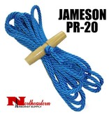 """Jameson Poly Rope for Pruners, 20' Length x 5/16"""" Diameter with Wooden Handle"""