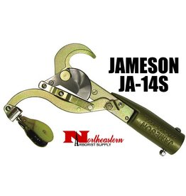 Jameson Heavy Duty Side-Cut Pruner with Swivel Pulley