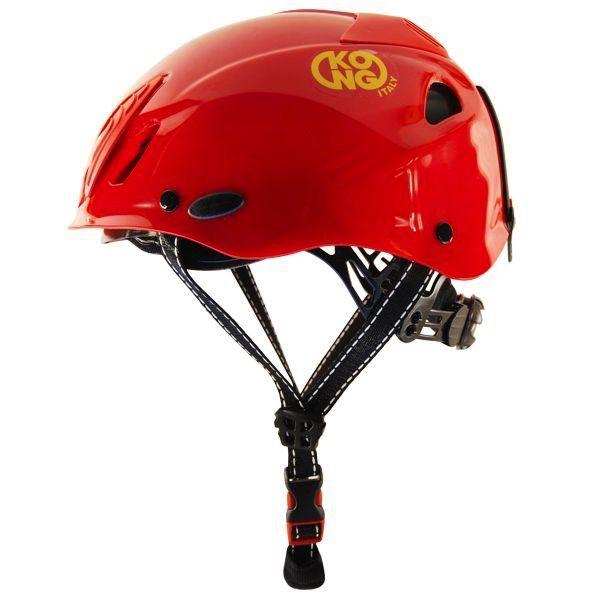 KONG Mouse Climbing Helmet Red