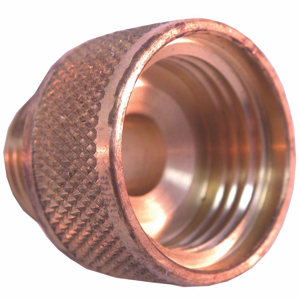 "Green Garde® JD9® Spray Tip Adapter to 1/4"" NPT Male Thread #38990"