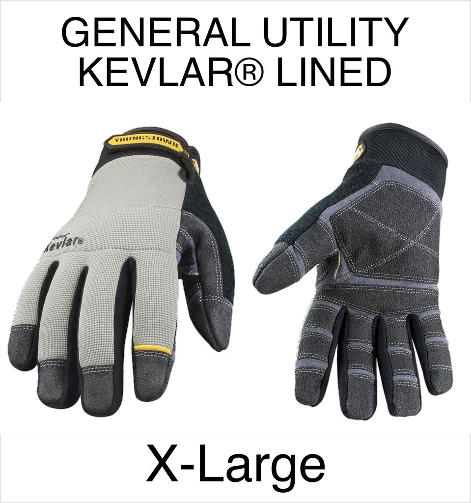 Youngstown Gloves General Utility with Kevlar