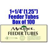 "Mauget FEEDER TUBES (100) 1+1/4"""