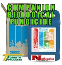 Growth Products COMPANION BIOLOGICAL FUNGICIDE, Liquid Biological Fungicide