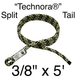 "Spyder Manufacturing Split Tail Technora 3/8"" X 5"" (60"")"