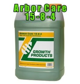 Growth Products Arbor Care 15-8-4 with 40% Slow Release Nitrogen Plus Micronutrients
