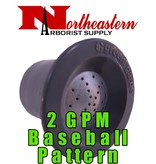 Green Garde® Flooding Nozzle For use with JD9® Gun, 2 gpm, Baseball Pattern #38636