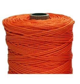All Gear Inc. Jet Set 100% Dyneema® Arborist Throw Line Safety Orange 2.2mm x 180'