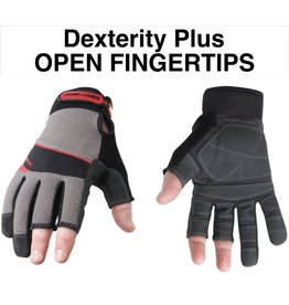 Youngstown Gloves Fingertip Dexterity Plus