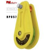 "ISC Block, Aluminum, 3/4"" Yellow, Large MBS 45,000# Green Sh"