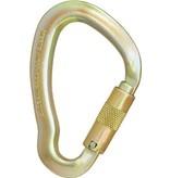 ISC Carabiner, Big Dan, Twist Lock 50kN Steel