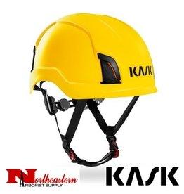 KASK Dielectric Plasma Work Helmet w/ Adapter for Ear Defenders