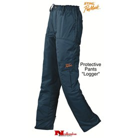 "STIHL® Chain Saw Protective Pants ""Logger"""