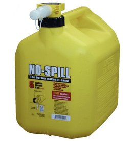 NO-SPILL® Yellow (Diesel) 5 Gallon Fuel Can