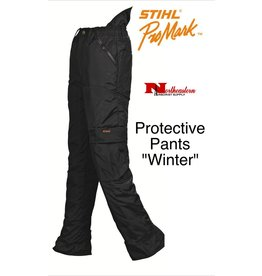 "STIHL® Chain Saw Protective Pants ""Winter"""