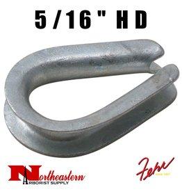 """Fehr Bros. Thimble H.D. 5/16"""" Galvanized"""