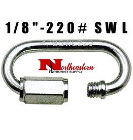"Dixie, Columbus McKinnon Quick Link 1/8"" -SWL 220#"