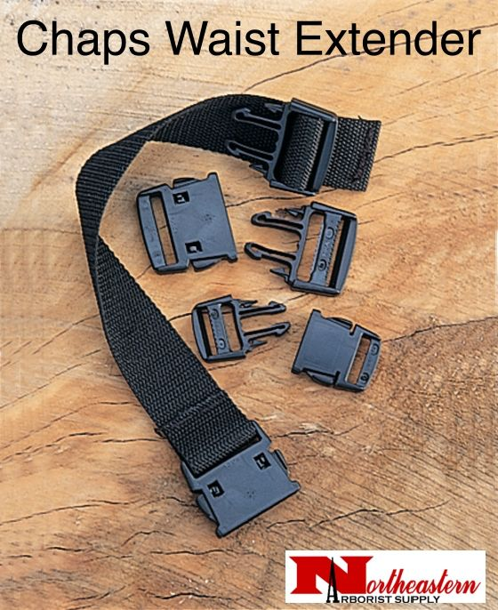 """STIHL® Waist Extender for Chaps, you can fit waists up to 56"""""""