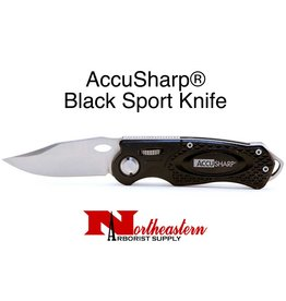 AccuSharp® Black Sport Knife