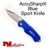 AccuSharp® Blue Sport Knife