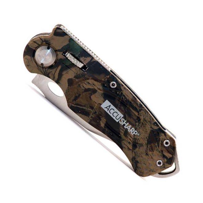 AccuSharp® Camo Sport Knife