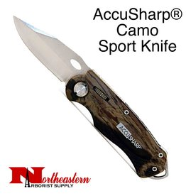 AccuSharp® Camo Sport Knife
