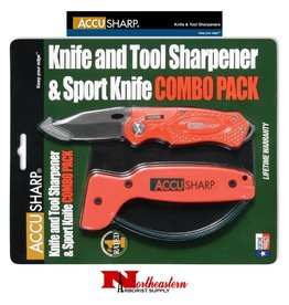 AccuSharp® Blaze Orange Combo Pack
