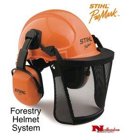 STIHL® Pro Mark™ Forestry Helmet System