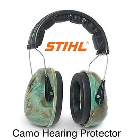 STIHL® Camouflage Hearing Protectors