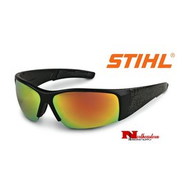 STIHL® Black Wrap Protective Glasses