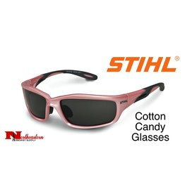 STIHL® Cotton Candy Glasses, Smoke Lens