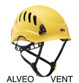 Petzl Helmet , ALVEO VENT for Climbing