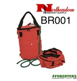 Forester Supreme Collapsible 1200-Denier Nylon Rope Bag