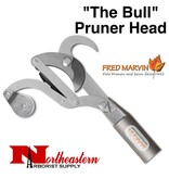 Fred Marvin THE BULL Pruner Head, Single Pulley No Adapter, Marvin