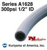 """Kuriyama Hose,  300 psi 1/2"""" ID Gray"""