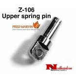 Fred Marvin Pruner Upper Spring Pin Z-106