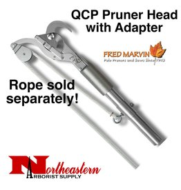 "Fred Marvin PH4 Pruner Head with Adapter, 1+1/4"" Cut"
