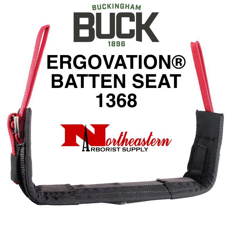 Buckingham Saddle, Batten Seat (Only) for ERGOVATION®