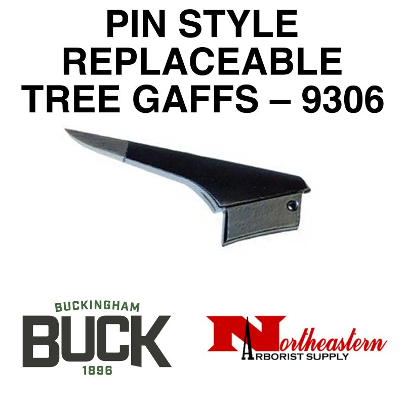 Buckingham Climber, PIN STYLE REPLACEABLE TREE GAFFS