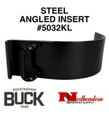 Buckingham Buckingham Climber, Replacement Angled Metal Inserts for Pads fit Klein