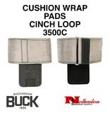 Buckingham Climber Pads CUSHION WRAP with CINCH LOOP #3500C