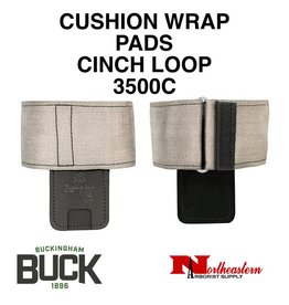 Buckingham Climber Pads CUSHION WRAP with CINCH LOOP #3500C