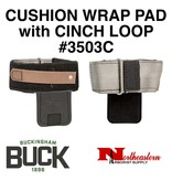 "Buckingham Climber Pads, Velcro/Cinch Loop 3"" Wide #3503C"
