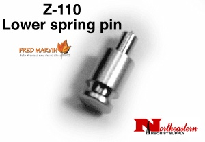 Fred Marvin Pruner Lower Spring Pin Z-110