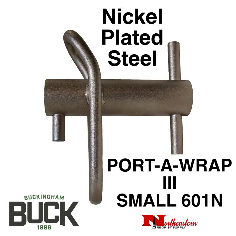 Buckingham Port-A-Wrap III, Small Nickel Plated #601N