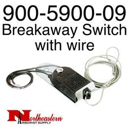 Bandit® Parts Breakaway Switch with wire & Mount Bracket, 12Volt, 900-5900-09