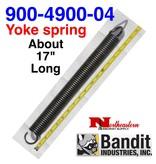 Bandit® Parts Yoke Spring for M65 Through M250 & 1250