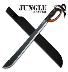 Jungle Master JM-024L Machete, 28-Inch Overall