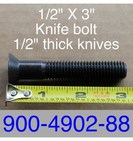 "Bandit® Parts Blade Bolt 1/2"" x 3"" 900-4902-88"