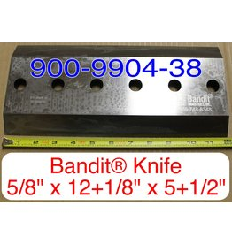 "Bandit® Parts Knife, 1990 5/8"" Bolt Hole 12+1/8"" x 5+1/2"" x 5/8"" 21XP, 900-9904-38"