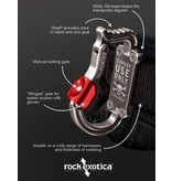 Rock Exotica Transporter Carabiner